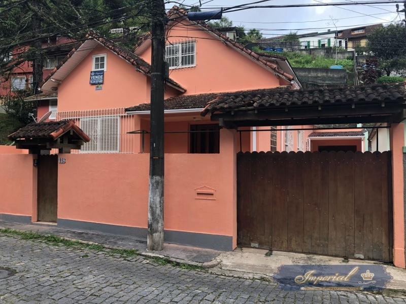 Casa à venda em Saldanha Marinho, Petrópolis - Foto 1