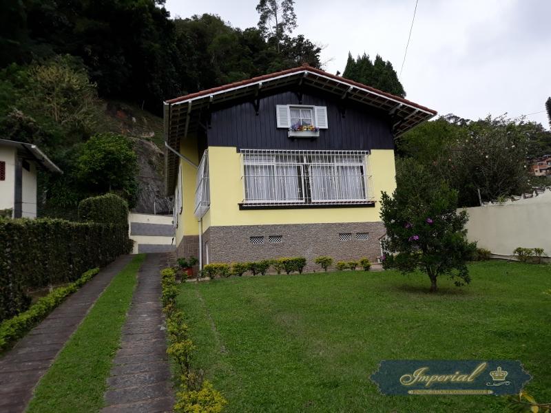 Casa à venda em Vila Militar, Petrópolis - Foto 1