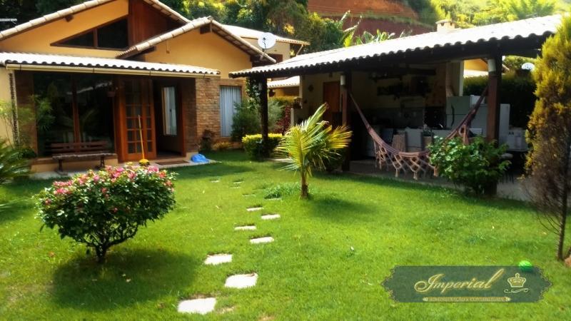 Casa à venda em Fazenda Velha Areal Rj, Areal - Foto 1