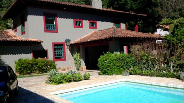Casa à venda em Petrópolis, Morin