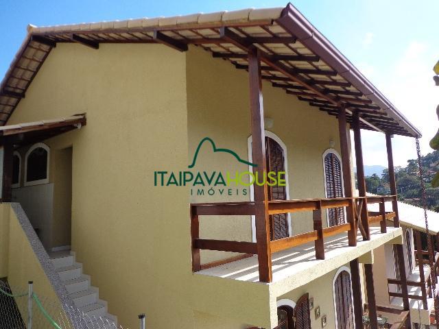 Casa para Alugar em Nogueira, Petrópolis - RJ - Foto 1