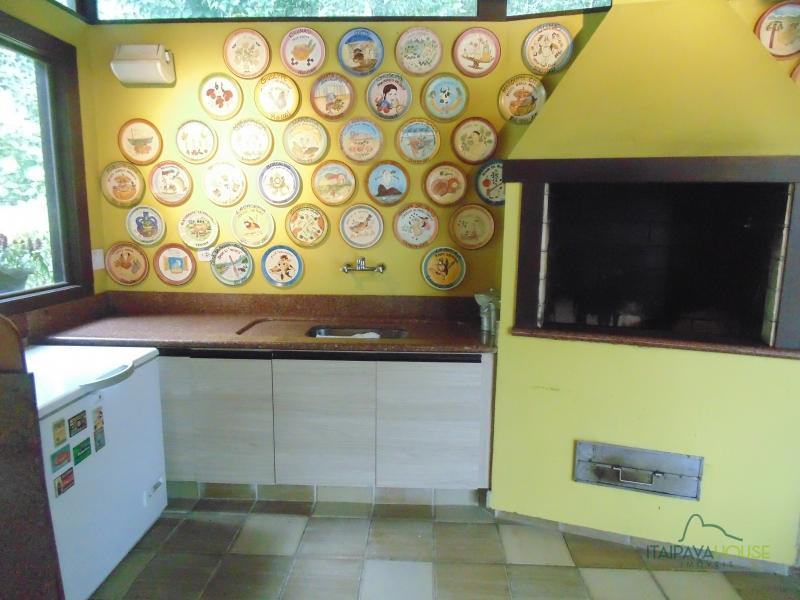 Casa para Temporada em ARARAS - PRÓXIMO, Petrópolis - Foto 13