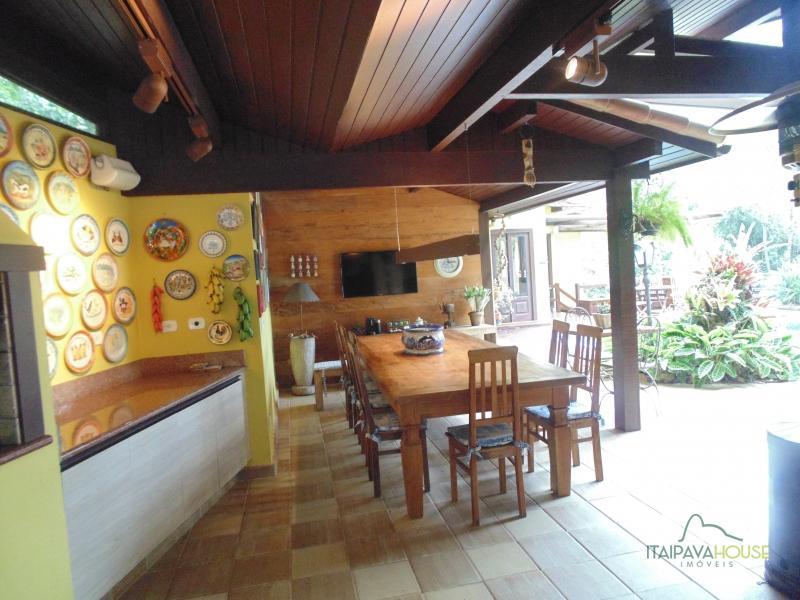 Casa para Temporada em ARARAS - PRÓXIMO, Petrópolis - Foto 12