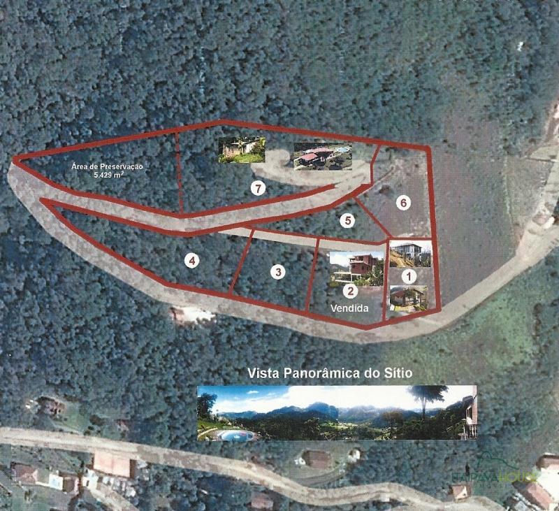 Foto - [1114] Terreno Residencial Petrópolis, Itaipava