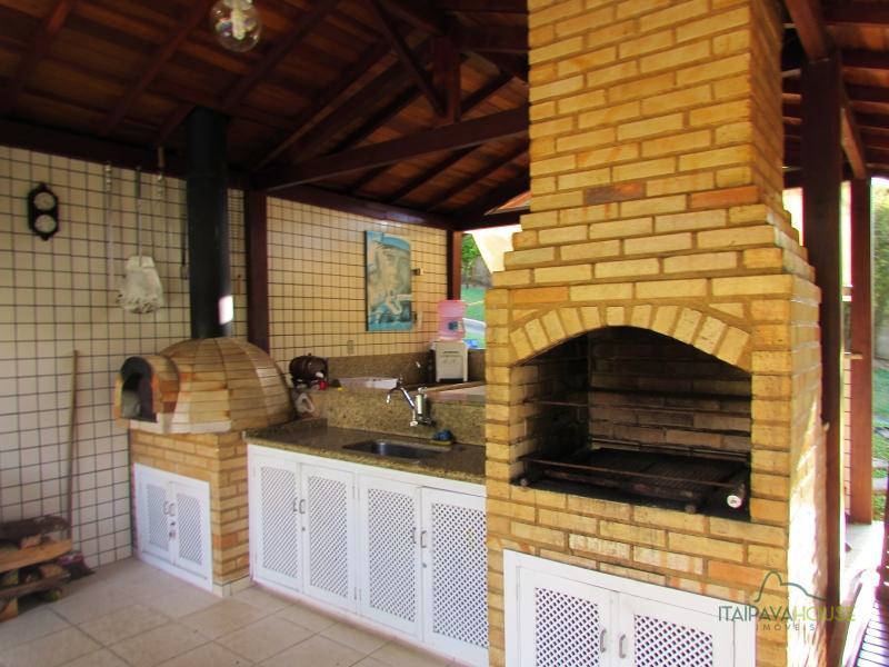 Foto - [1165] Casa Petrópolis, Itaipava