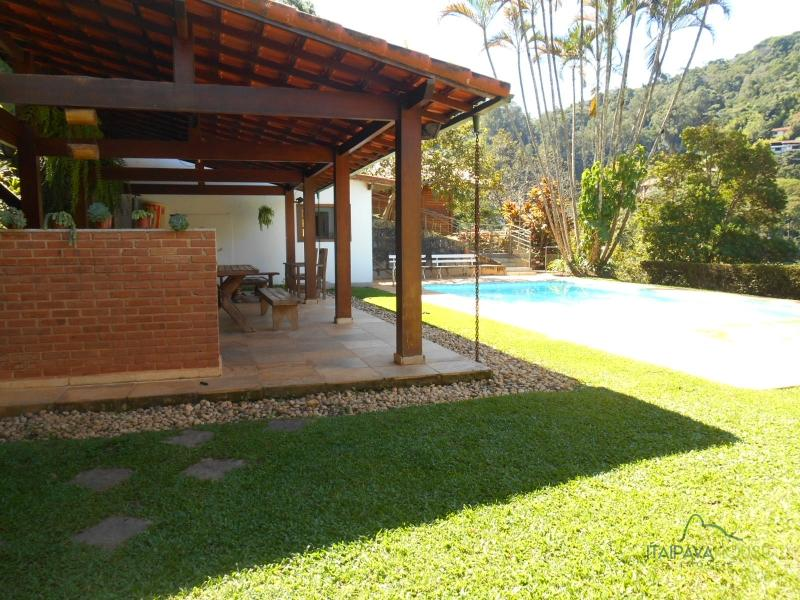 Foto - [1208] Casa Petrópolis, Nogueira