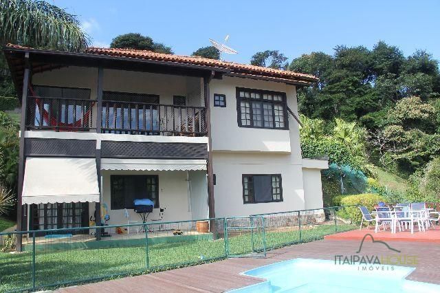 Casa à venda em Petrópolis, Itaipava