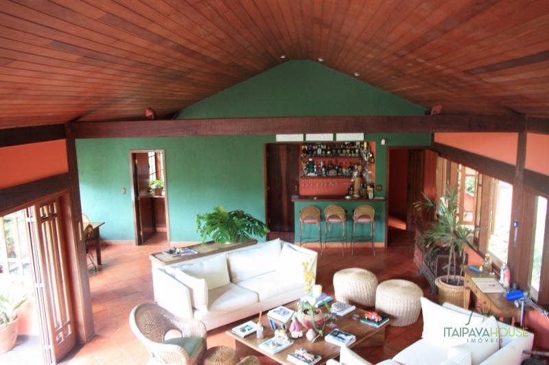 Casa para Temporada ,  para Alugar  à venda em Itaipava, Petrópolis - Foto 8