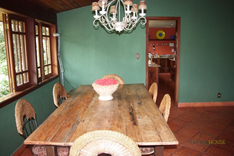 Casa para Temporada ,  para Alugar  à venda em Itaipava, Petrópolis - Foto 6