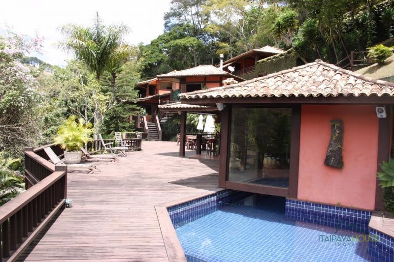 Casa para Temporada ,  para Alugar  à venda em Itaipava, Petrópolis - Foto 2