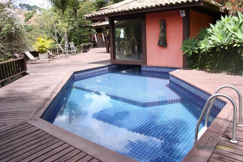 Casa para Temporada ,  para Alugar  à venda em Itaipava, Petrópolis - RJ - Foto 18