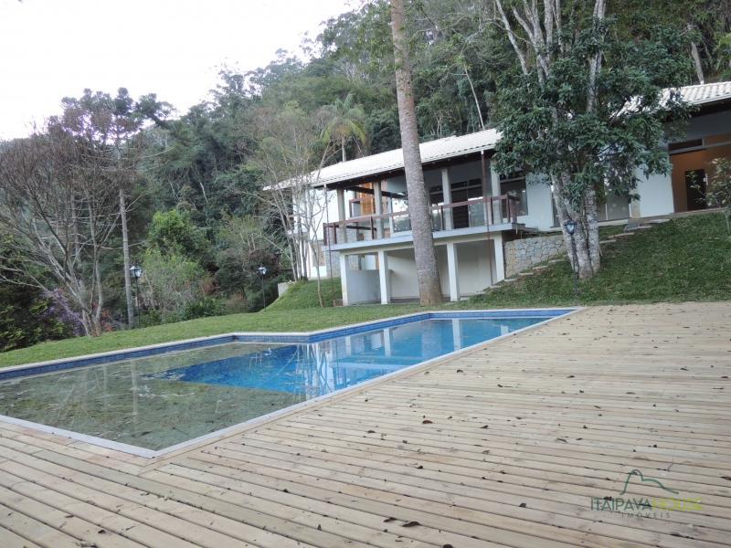Foto - [1238] Casa Petrópolis, Itaipava