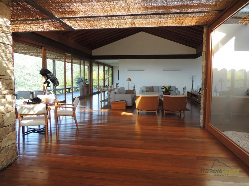 Foto - [1239] Casa Petrópolis, Itaipava