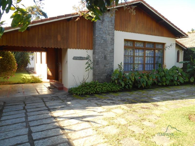 Foto - [1270] Casa Petrópolis, Itaipava