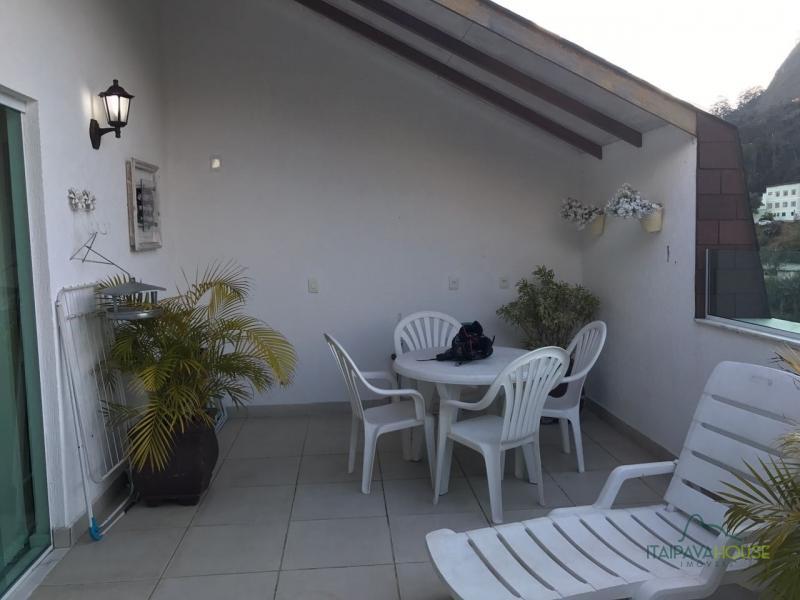 Cobertura à venda em Samambaia, Petrópolis - Foto 8