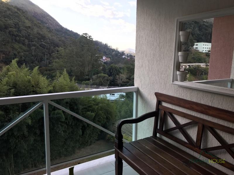 Cobertura à venda em Samambaia, Petrópolis - Foto 15