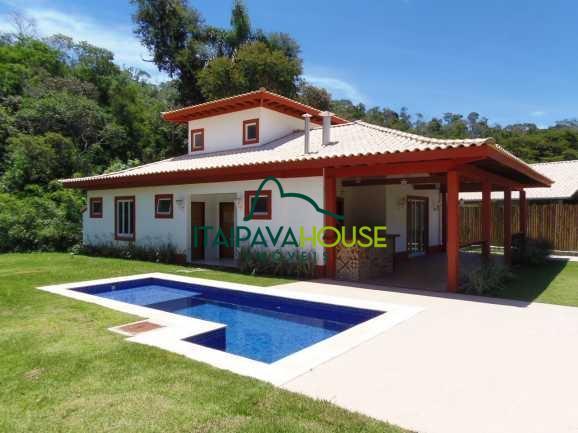 Foto - [1300] Casa Petrópolis, Itaipava
