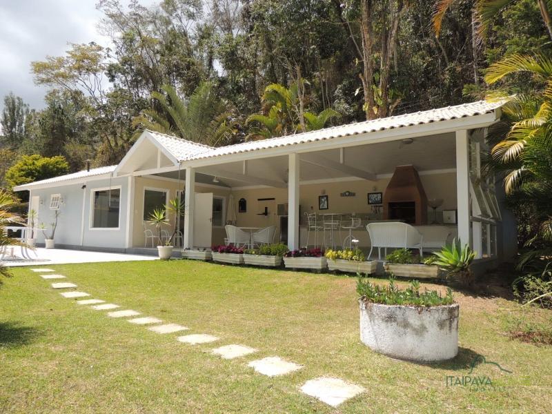 Foto - [1312] Casa Petrópolis, Itaipava