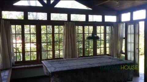 Foto - [1324] Casa Petrópolis, Itaipava