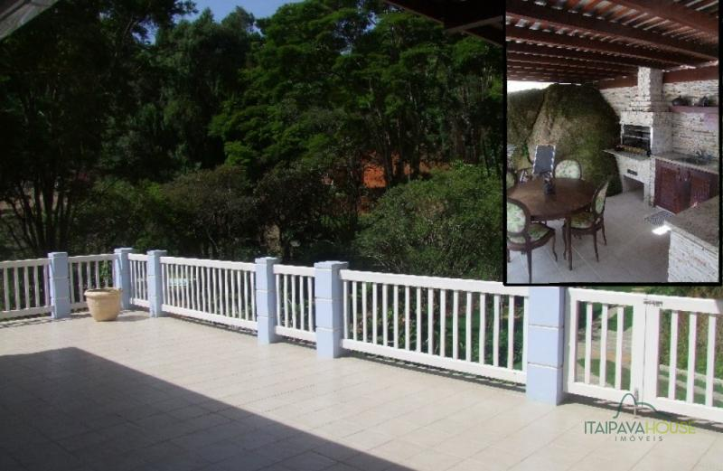 Foto - [1352] Casa Petrópolis, Nogueira