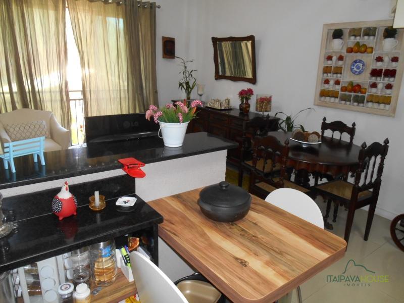 Apartamento para Temporada  à venda em Itaipava, Petrópolis - Foto 1
