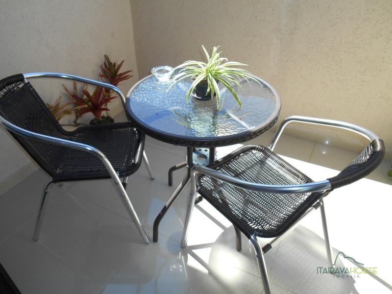 Apartamento para Temporada  à venda em Itaipava, Petrópolis - Foto 10