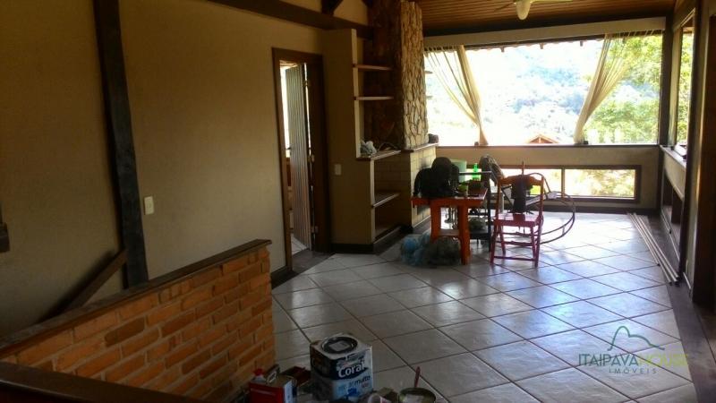 Foto - [1408] Casa Petrópolis, Itaipava