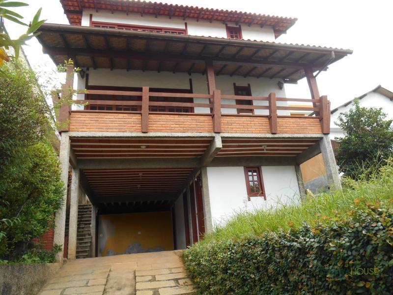 Foto - [1412] Casa Petrópolis, Nogueira