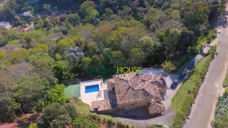 Foto - [1424] Casa Petrópolis, Itaipava