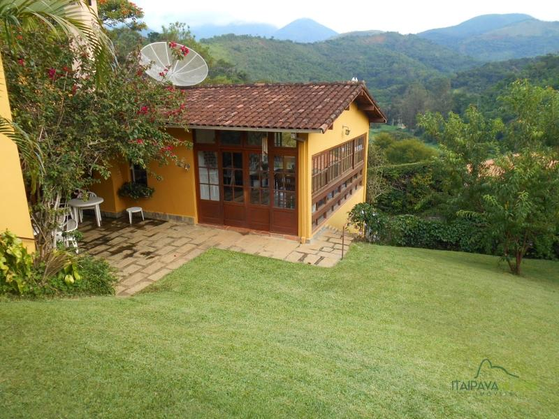 Foto - [1429] Casa Petrópolis, Itaipava