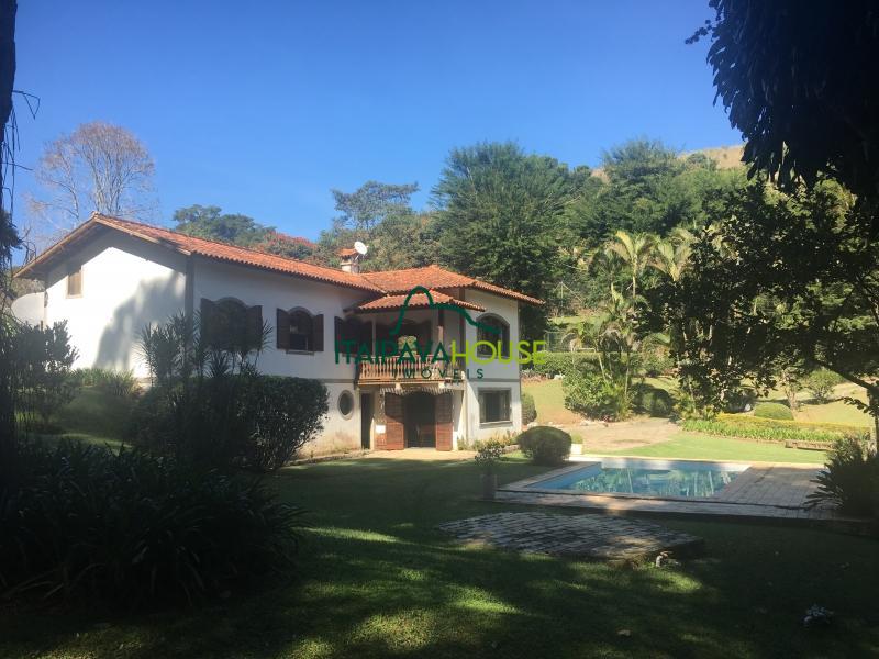Foto - [1505] Casa Petrópolis, Itaipava