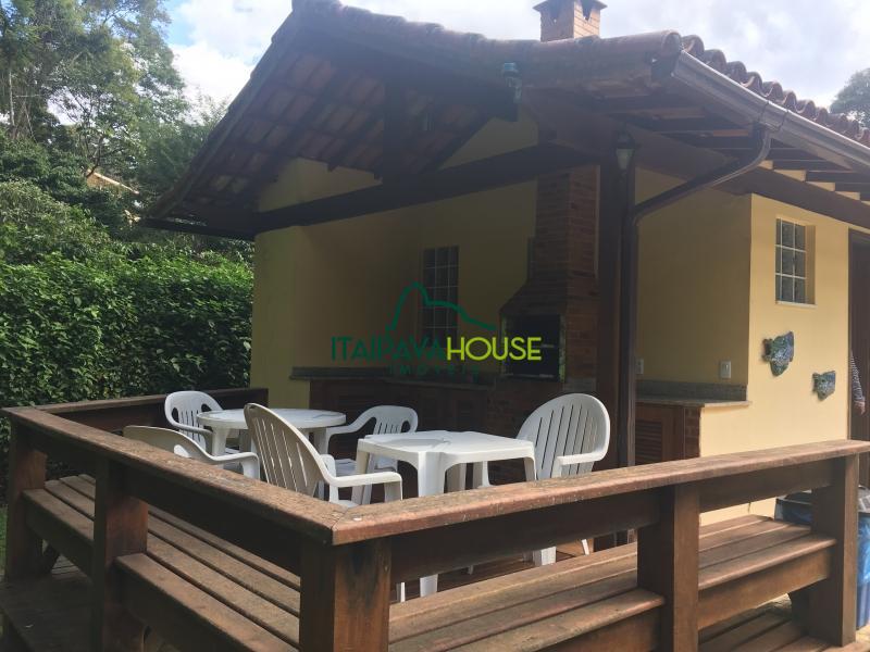 Casa para Temporada ,  para Alugar  à venda em Itaipava, Petrópolis - Foto 11