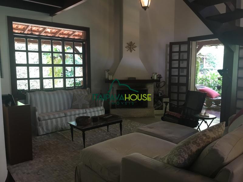 Casa para Temporada ,  para Alugar  à venda em Itaipava, Petrópolis - Foto 15