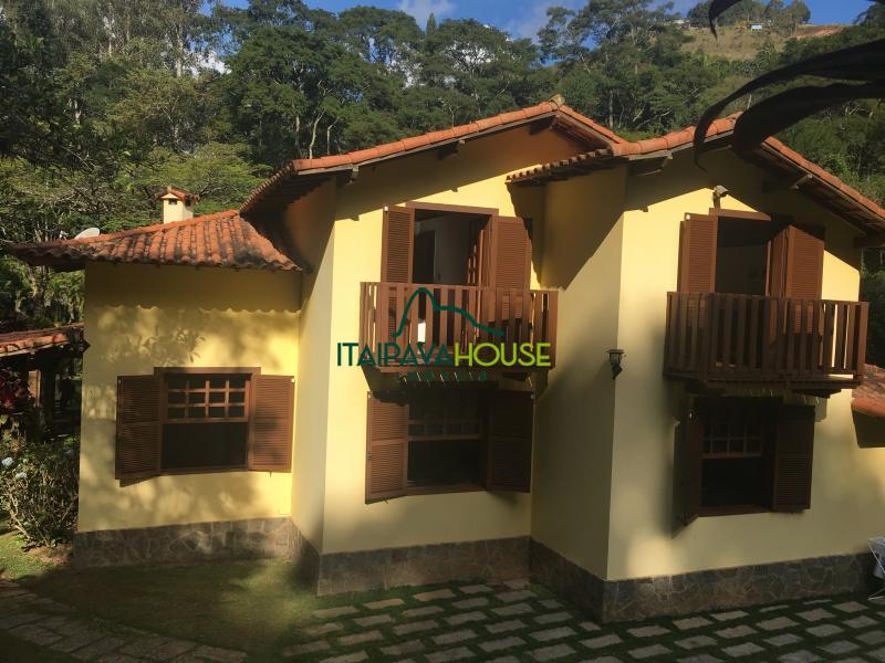 Casa para Temporada ,  para Alugar  à venda em Itaipava, Petrópolis - Foto 1