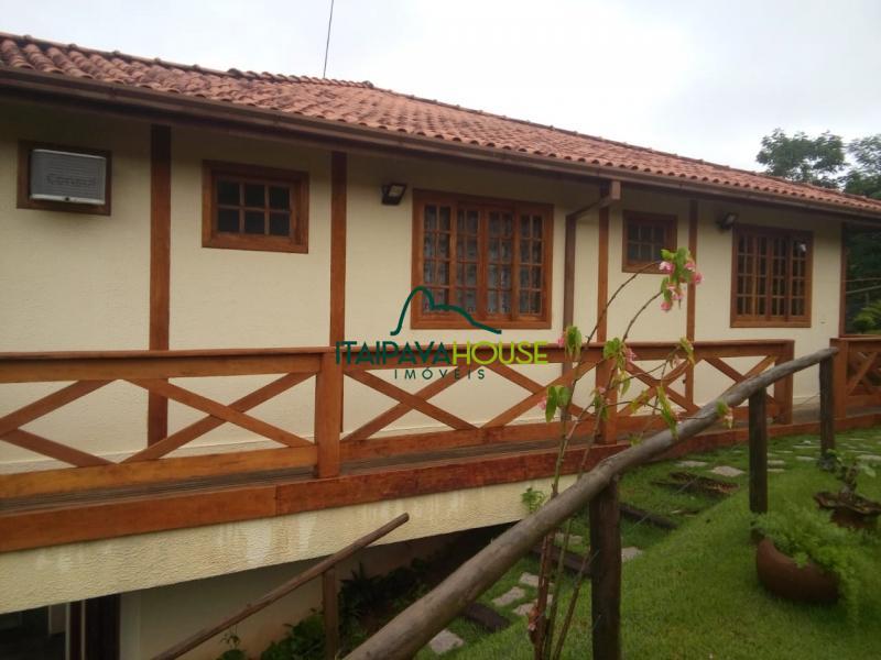 Foto - [1622] Casa Petrópolis, Itaipava