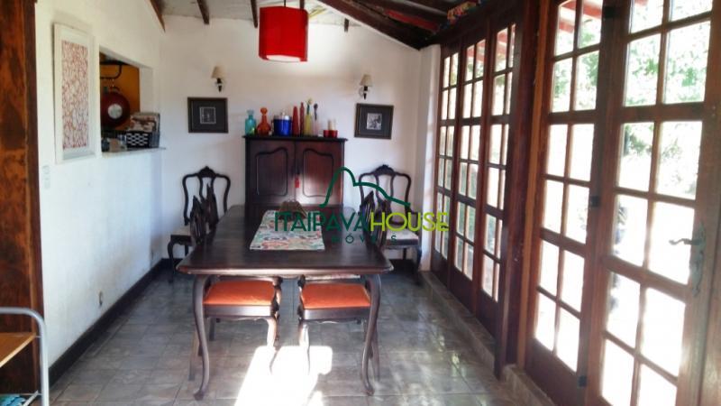 Foto - [1671] Casa Petrópolis, Itaipava