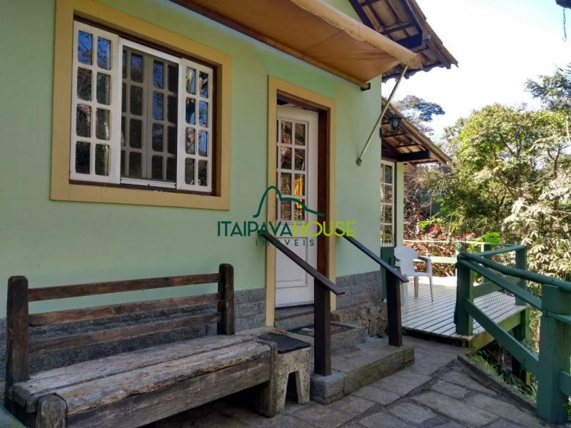 Casa para Temporada ,  para Alugar em Pedro do Rio, Petrópolis - Foto 1