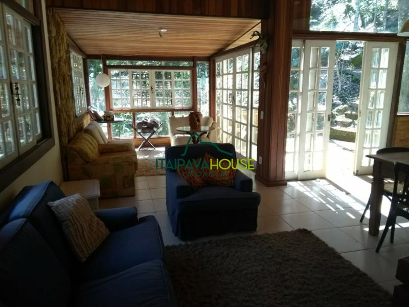 Casa para Temporada ,  para Alugar em Pedro do Rio, Petrópolis - Foto 4
