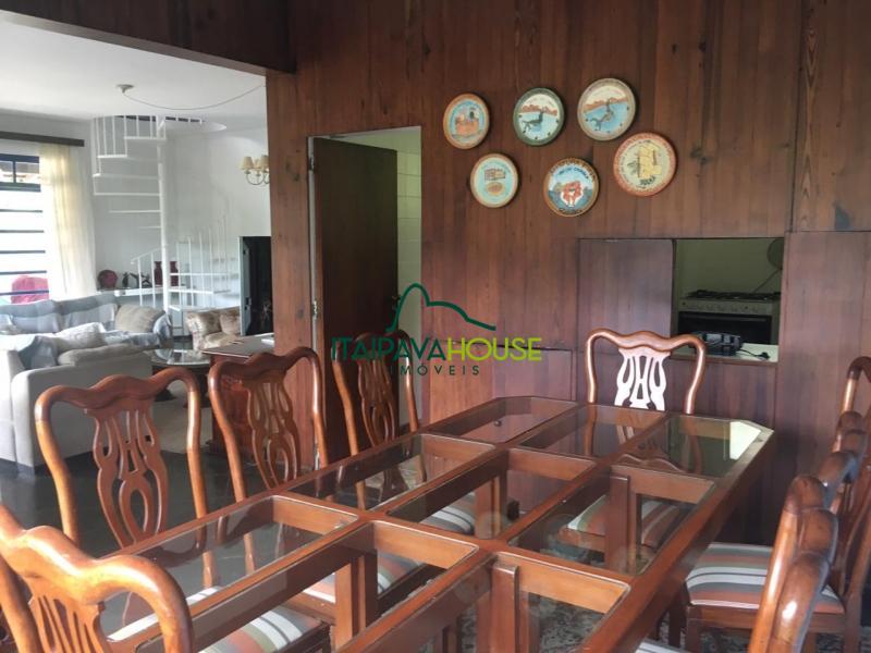 Casa para Temporada  à venda em Itaipava, Petrópolis - Foto 24