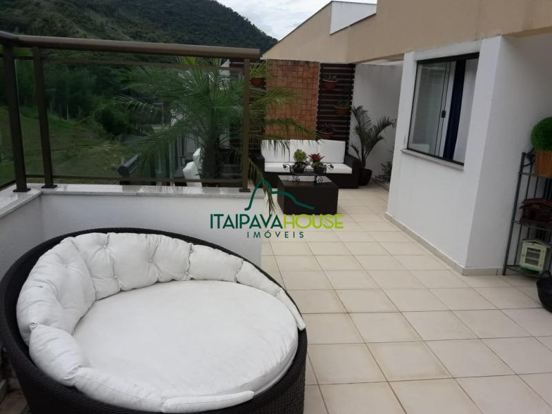 Cobertura à venda em Itaipava, Petrópolis - Foto 5