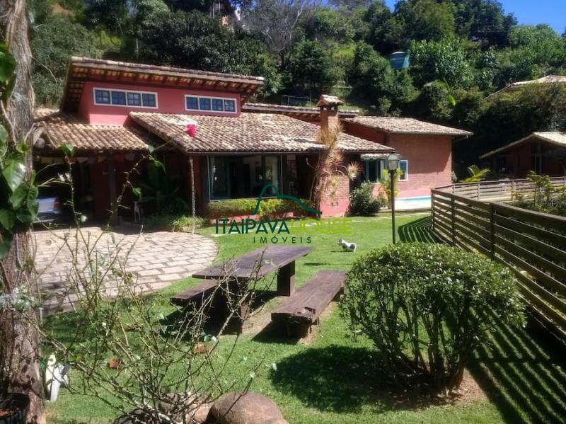 Foto - [1889] Casa Petrópolis, Itaipava