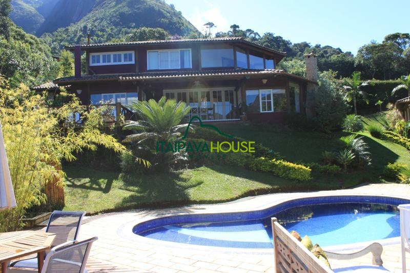 Casa para temporada em Petrópolis, Araras