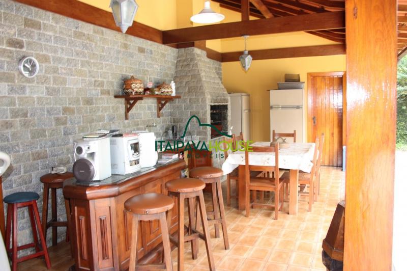 Foto - [1961] Casa Petrópolis, Itaipava