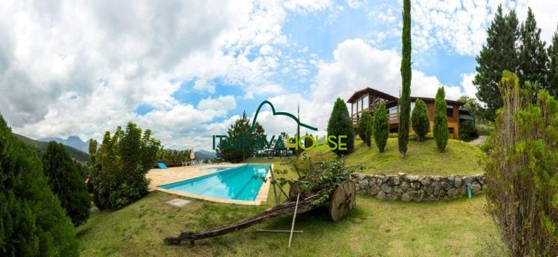 Casa para Temporada  à venda em Araras, Petrópolis - Foto 50