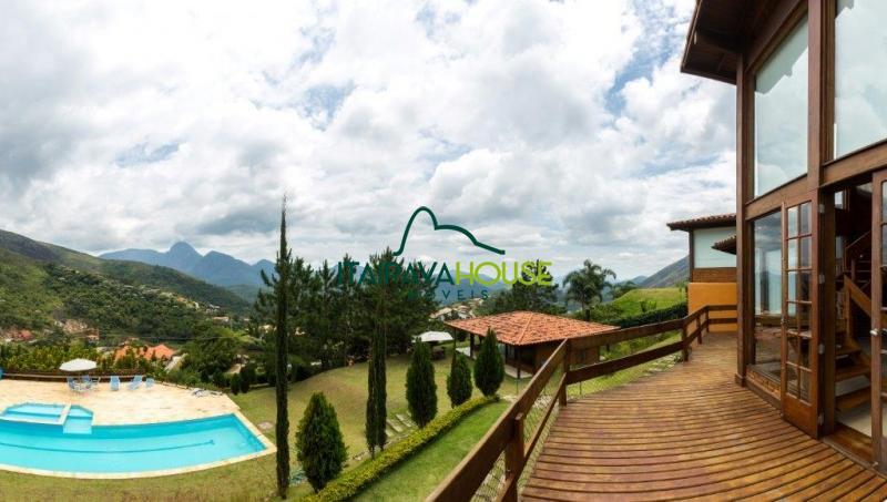 Casa para Temporada  à venda em Araras, Petrópolis - RJ - Foto 34