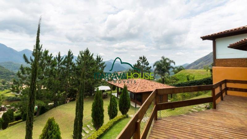 Casa para Temporada  à venda em Araras, Petrópolis - RJ - Foto 33