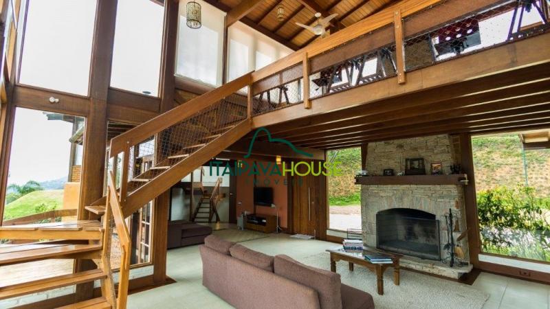 Casa para Temporada  à venda em Araras, Petrópolis - RJ - Foto 32
