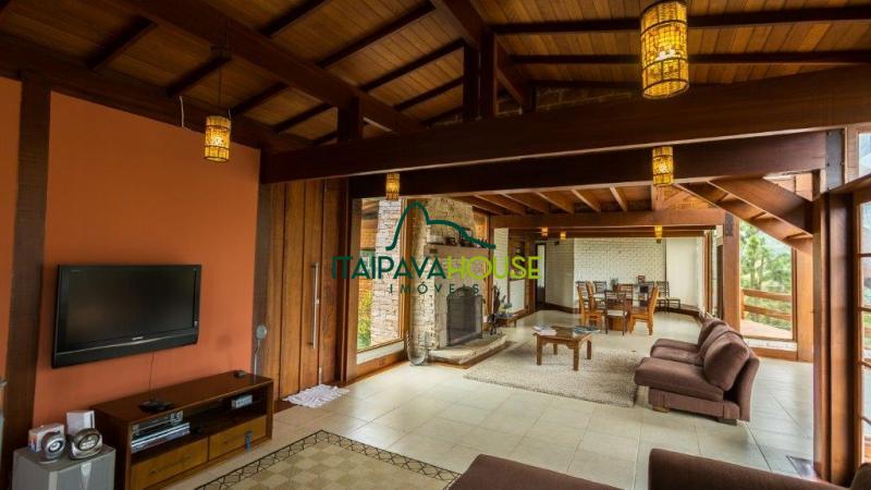 Casa para Temporada  à venda em Araras, Petrópolis - RJ - Foto 31
