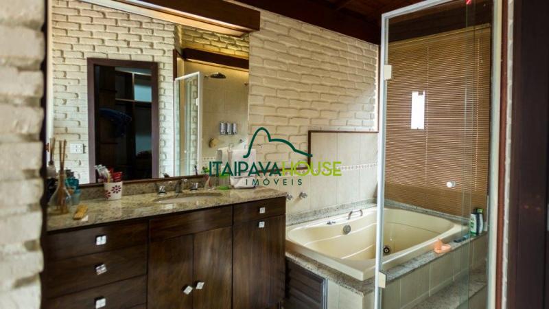 Casa para Temporada  à venda em Araras, Petrópolis - Foto 28