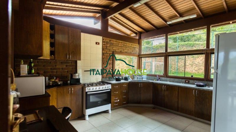 Casa para Temporada  à venda em Araras, Petrópolis - RJ - Foto 38